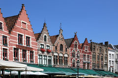 Building in Bruges, Belgium Royalty Free Stock Photos