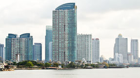 BUilding. Build in the Bangkok,Landscape Bangkok Royalty Free Stock Photos