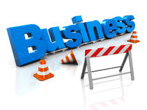 Building business Royalty Free Stock Images