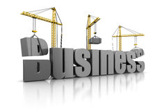 Building business Stock Images