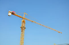 Building Business construction at Thailand Royalty Free Stock Photography