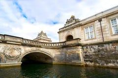 Free Building Canal Bridge At Copenhagen Royalty Free Stock Photography - 30801887