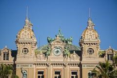 Building of casino in Monte Carlo in Monaco Stock Photo