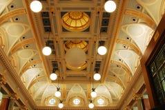 building ceiling parliament στοκ εικόνα με δικαίωμα ελεύθερης χρήσης