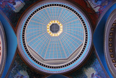 building ceiling parliament στοκ εικόνες με δικαίωμα ελεύθερης χρήσης