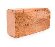 Building Ceramic brick close-up Stock Image