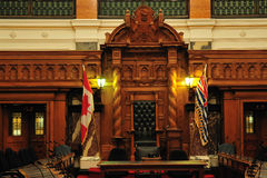 building chamber parliament Στοκ εικόνες με δικαίωμα ελεύθερης χρήσης
