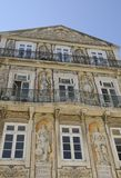 Building in Chiado Royalty Free Stock Photo