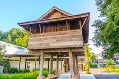 Building at Chiang Mai. Building at the Chiang Mai city, Thailand Royalty Free Stock Photography