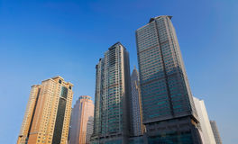 Building at Chongqing 3 Royalty Free Stock Photo