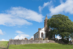 Building, Church, Mouswald, Dumfriesshire Royalty Free Stock Image