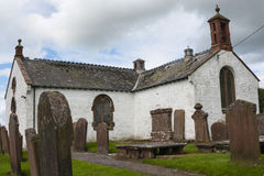 Building, Church, Ruthwell parish church Royalty Free Stock Images
