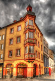 Building in the city center of Koblenz Royalty Free Stock Image