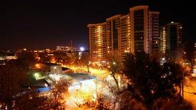 building city evening high moscow rise φιλμ μικρού μήκους