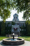 Building of City Hall in Prineville, Oregon Royalty Free Stock Photo