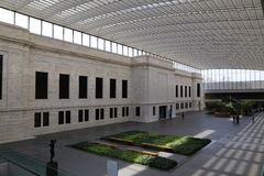 1916 Building at the Cleveland Museum of Art Stock Photo