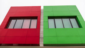 Building Colors Stock Photos