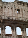 Building of the Colosseum Royalty Free Stock Photography
