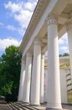 Building columns Royalty Free Stock Photos