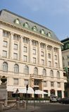 Building company Helvetia. Vienna. Austria Stock Images