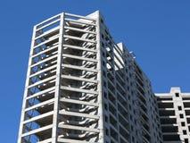 Building Concrete Structure. View of building concrete structure Stock Photography