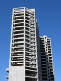 Building Concrete Structure Royalty Free Stock Photo