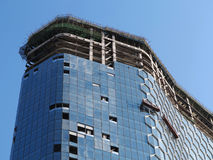 Building Concrete Structure Stock Images