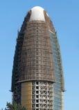 Building Concrete Structure Stock Image