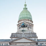 Building of Congress  in Buenos Aires Stock Images