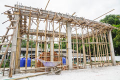 Building construct site Royalty Free Stock Images