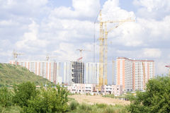Building construction 3 Royalty Free Stock Photography