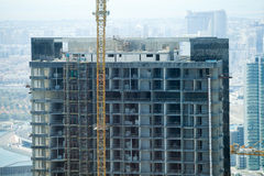 Building Construction Royalty Free Stock Images