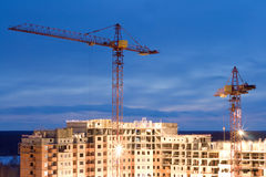 Building and construction Stock Photo