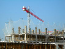 Building construction Stock Photography