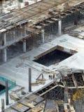 Building Construction jobsite Stock Photo