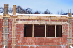 Building in construction Stock Image