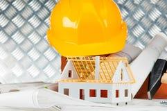 Building, construction site Stock Image