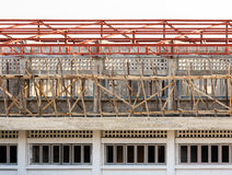 Building & Construction Site in progress. Royalty Free Stock Photos