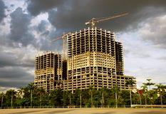 Building Contruction Stock Photos