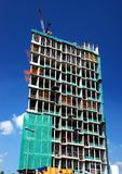 Building Contruction Royalty Free Stock Photo