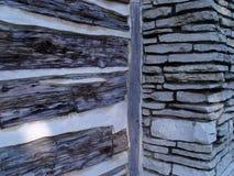 Building Corner. Closeup Royalty Free Stock Image