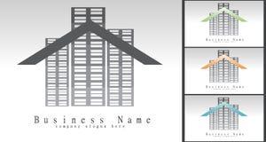 Building Corporation Stock Photo