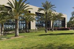 Building corresponding to the Miguel Hernandez University of Elc Stock Photography