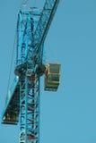building crane Στοκ Εικόνες