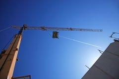 Building Crane Stock Image
