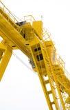 The building crane Royalty Free Stock Photos