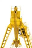 The building crane Stock Photos
