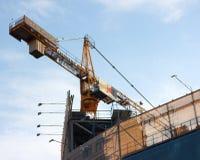 Building crane Stock Images