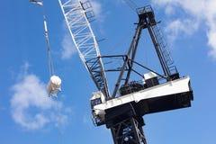 Building Crane in Sydney Stock Photography