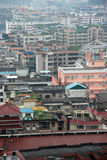 Building crowded and shabby in GUILIN Stock Images